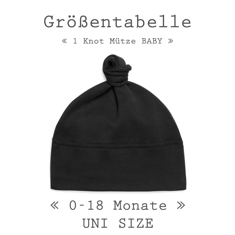 Groessentabelle_1KnotHat_BABY