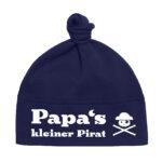 _Papas_kleiner_Pirat_navy_white