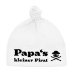 _Papas_kleiner_Pirat_white_black